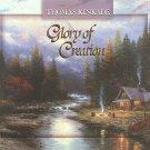 Glory of Creation Thomas Kinkade's Lighted Path Collection Spiritual and Reflective Quotes HCDJ Book