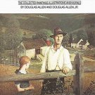 N.C. Wyeth Artist Illustrator by Douglas Allen, Douglas Allen, Jr. 1972 HCDJ Book