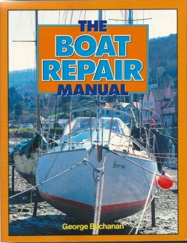boat repair manual by george buchanan amateur professional rh yourrainydaybookstore ecrater com George Buchanan Gainesville FL George Buchanan MD