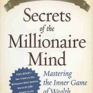 Secrets of the Millionaire Mind By T. Harv Eker Autographed by Author HC DJ Book