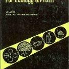 Earthworms For Ecology & Profit Vol. 1 Scientific Earthworm Farming by Ronald Gaddie Sr HCDJ Book