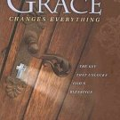 Why Grace Changes Everything by Chuck Smith Hope Contentment Gift Of God HCDJ Book