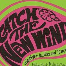 Catch The New Wind  by Marilee Zdenek and Marge Champion Autographed by Author 1972 HC DJ Book