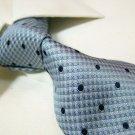 100% silk blue necktie SW2806