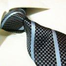 100% silk necktie SW2818,grey stripe