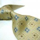 100% Silk Golden Tie SW2873