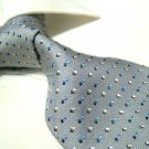 100% Silk Silver Tie SW2907