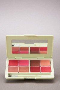 PIXI By Petra 8-Color Lip Glow Kit #1 TAN TOPPER