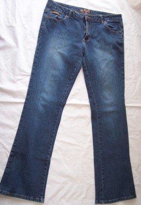 South Pole Southpole Stretch lowrise blue jeans 15 14