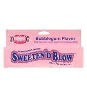 Sweeten'd blow - 1.5 oz bubble gum