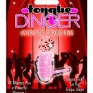 Tongue dinger - magenta