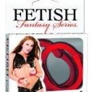 Fetish fantasy series designer cuffs - red