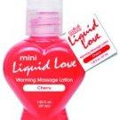 Liquid love - 1.25 oz cherry
