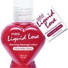 Liquid love - 1.25 oz chocolate cherry