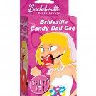 Bachelorette party favors bridezilla ball gag