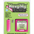 Naughty Vibrations Game w/Bullet