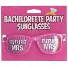 Bachelorette Party Sunglasses - Future Mrs.