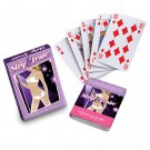 Strip & tease card game