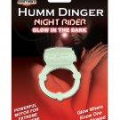 Glow Humm Dinger Vibrating Cockring