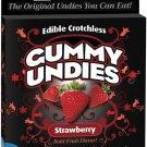 Male Gummy Undies - Strawberry