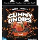 Male Gummy Undies - Peach