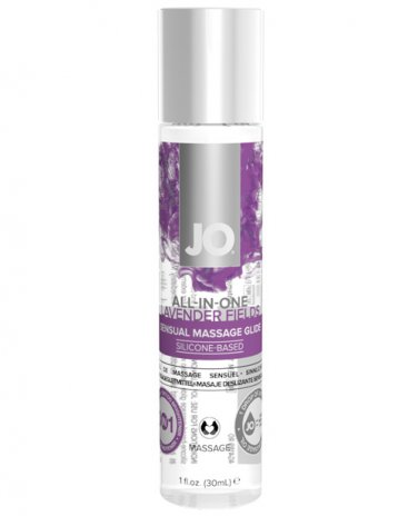 System JO All In One Massage Glide - 1 oz Lavender