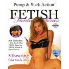 Fetish Fantasy Series Vibrating Clit Suck-Her