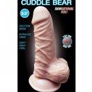 "Skinsations Cuddle Bear 5.5"" Dildo"