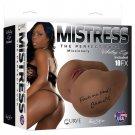 Curve Novelties Mistress BioSkin Chanel Vibrating Butt Missionary Style