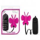Blush Luxe Butterfly Teaser - Fuchsia