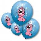 Bachelorette Pecker Balloons - Pack of 6