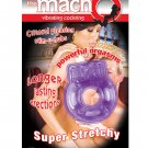 The MachO Vibrating Cockring - Purple