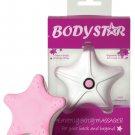 Body Star Massager - Pink/White