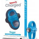 Screaming O Charged Yoga Vooom Mini Vibe - Blue