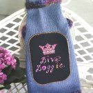 "FURshionista Fashion ""Twilight"" Handcrafted Diva Doggie Sweater"