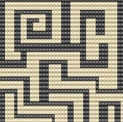 4 Patterns for 12.00 - Special Sale - Loom and or Peyote Bead Patterns