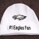 Eagles Football Baby Infant Newborn Hospital Hat Cap