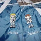 Personalized Soccer Team Nylon Duffle Bag Boy or Girl