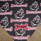 PERSONALIZED Tampa Bay Buccaneers DOG PET BANDANA Scarf