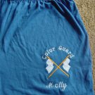 Personalized Colorguard Winterguard Flag Shorts Y/S