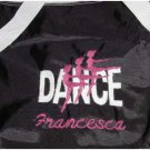Personalized Dance Ballerina Ballet Gym Duffle Bag