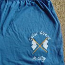 Personalized Colorguard Winterguard Flag Shorts Y/L
