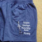 Personalized Marching Band Music Team Shorts Y/M