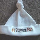 Pittsburgh Steelers Football Baby Infant Newborn Hat