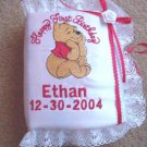 Personalized Winnie the Pooh Happy First Birthday Album