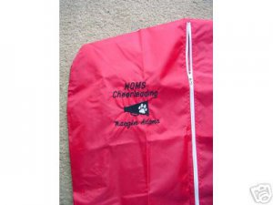 Personalized Cheerleader Cheer Competition Garment Bag