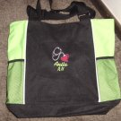 Personalized Nurse RN  Tote Duffle Bag W/Pockets
