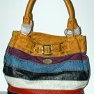 Colorful Stripe Purse