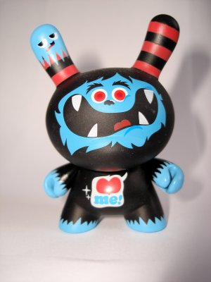 Dunny French Series Superdeaux