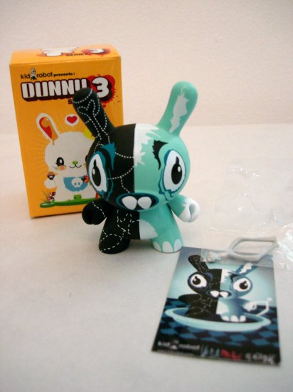 Dunny Series 3: Attaboy